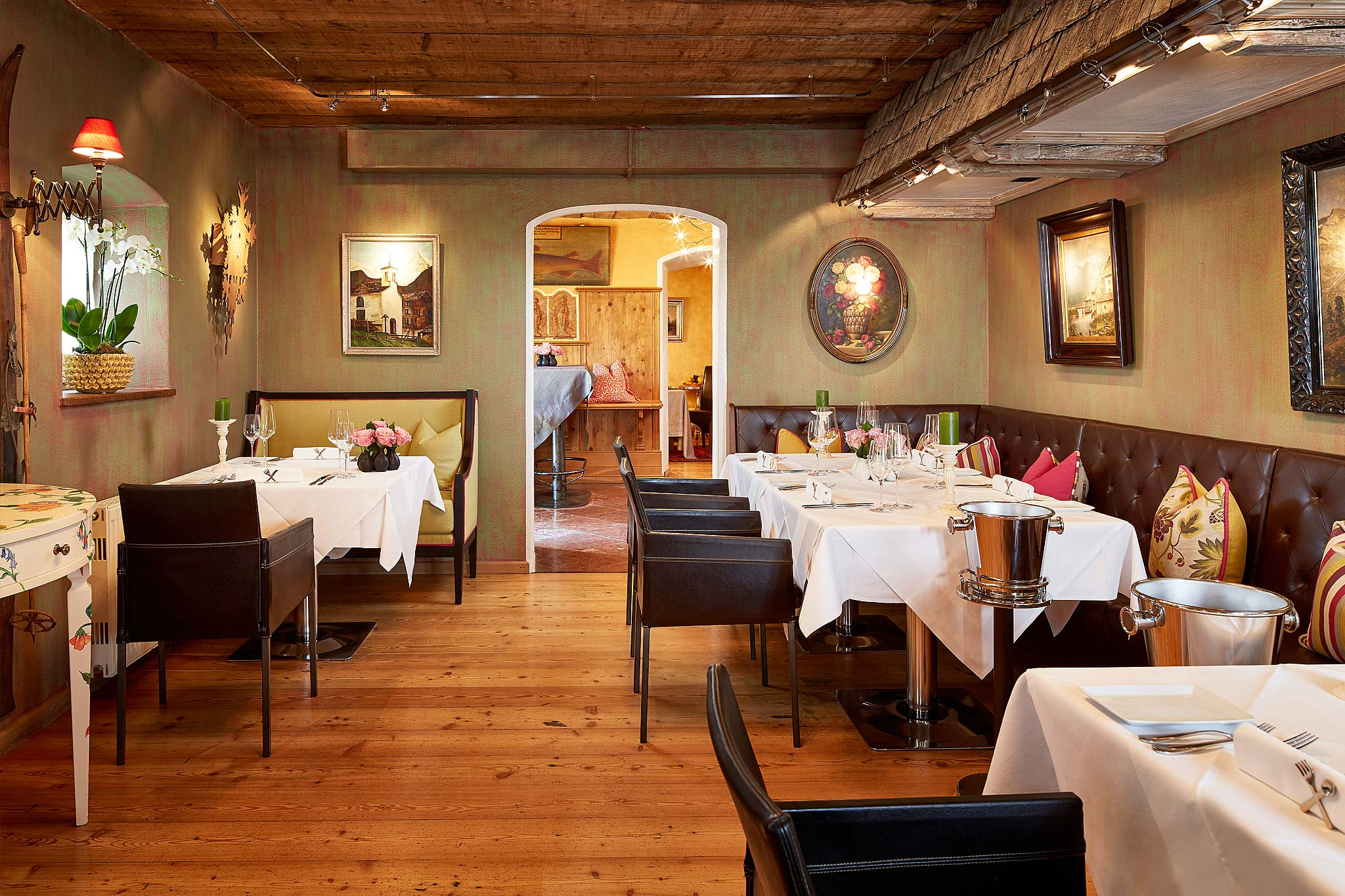 Restaurant Salzburg