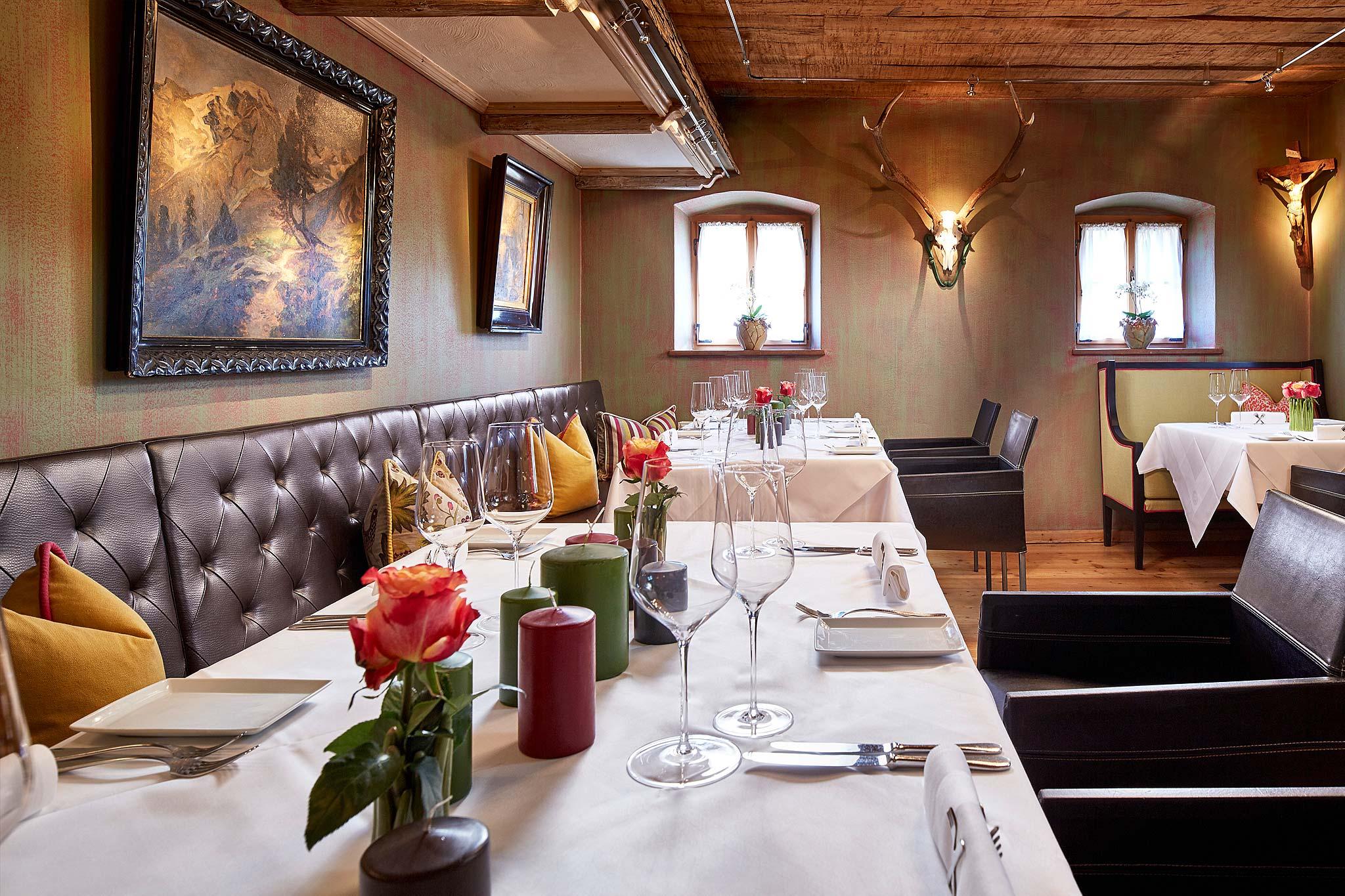 Restaurant Zum Buberlgut Salzburg - Grüne Stube