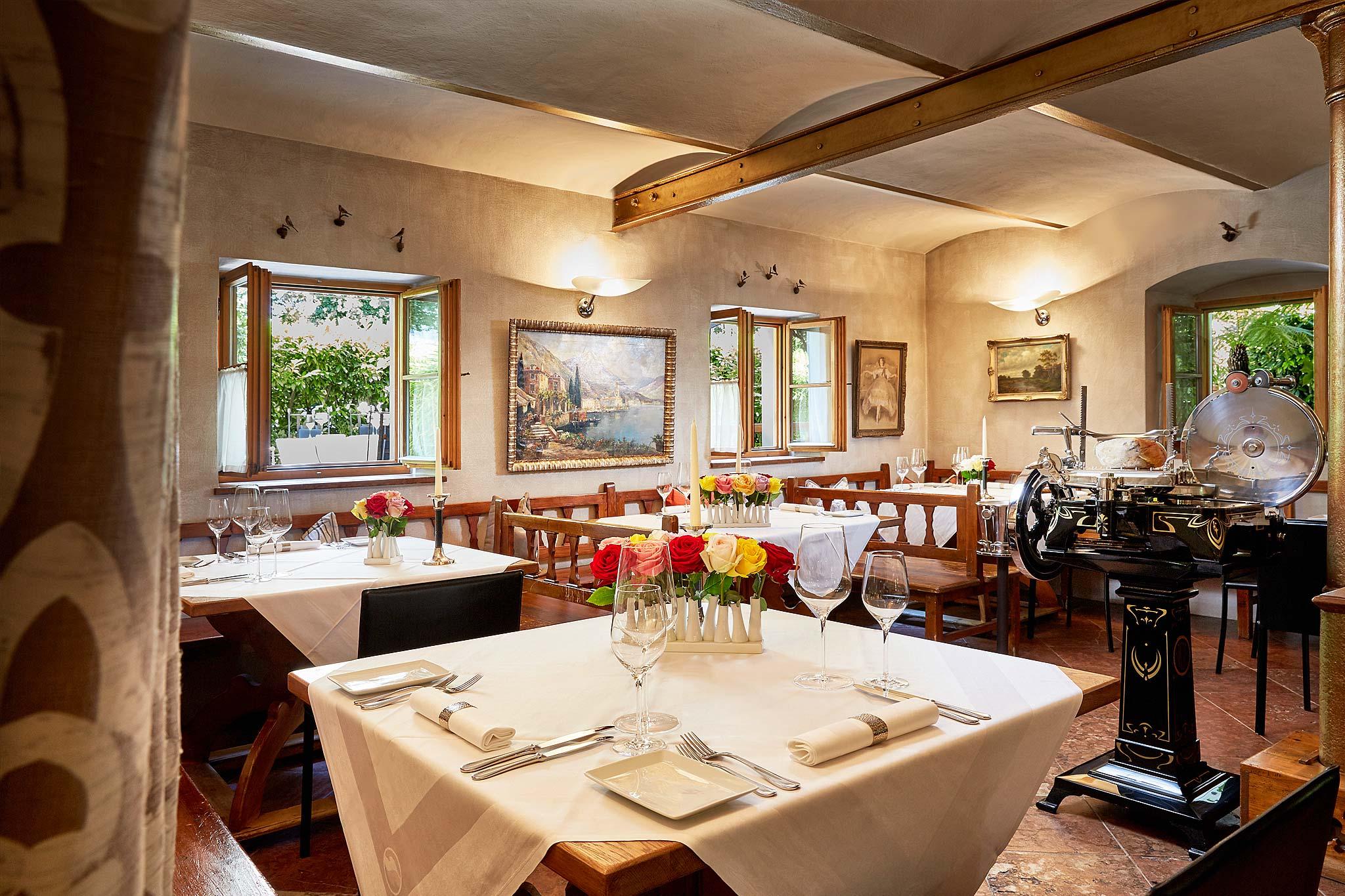Restaurant Zum Buberlgut Salzburg - Gute Stube