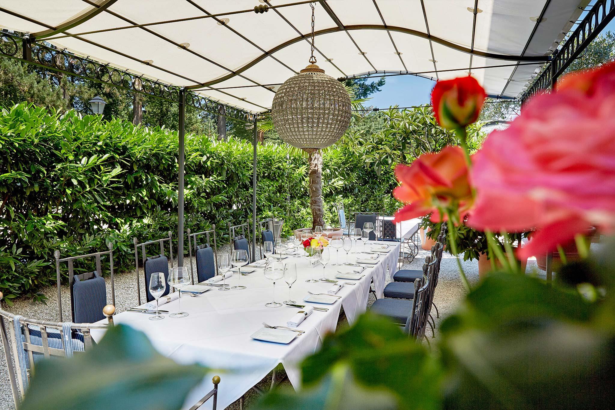 Garten Restaurant Zum Buberlgut Salzburg