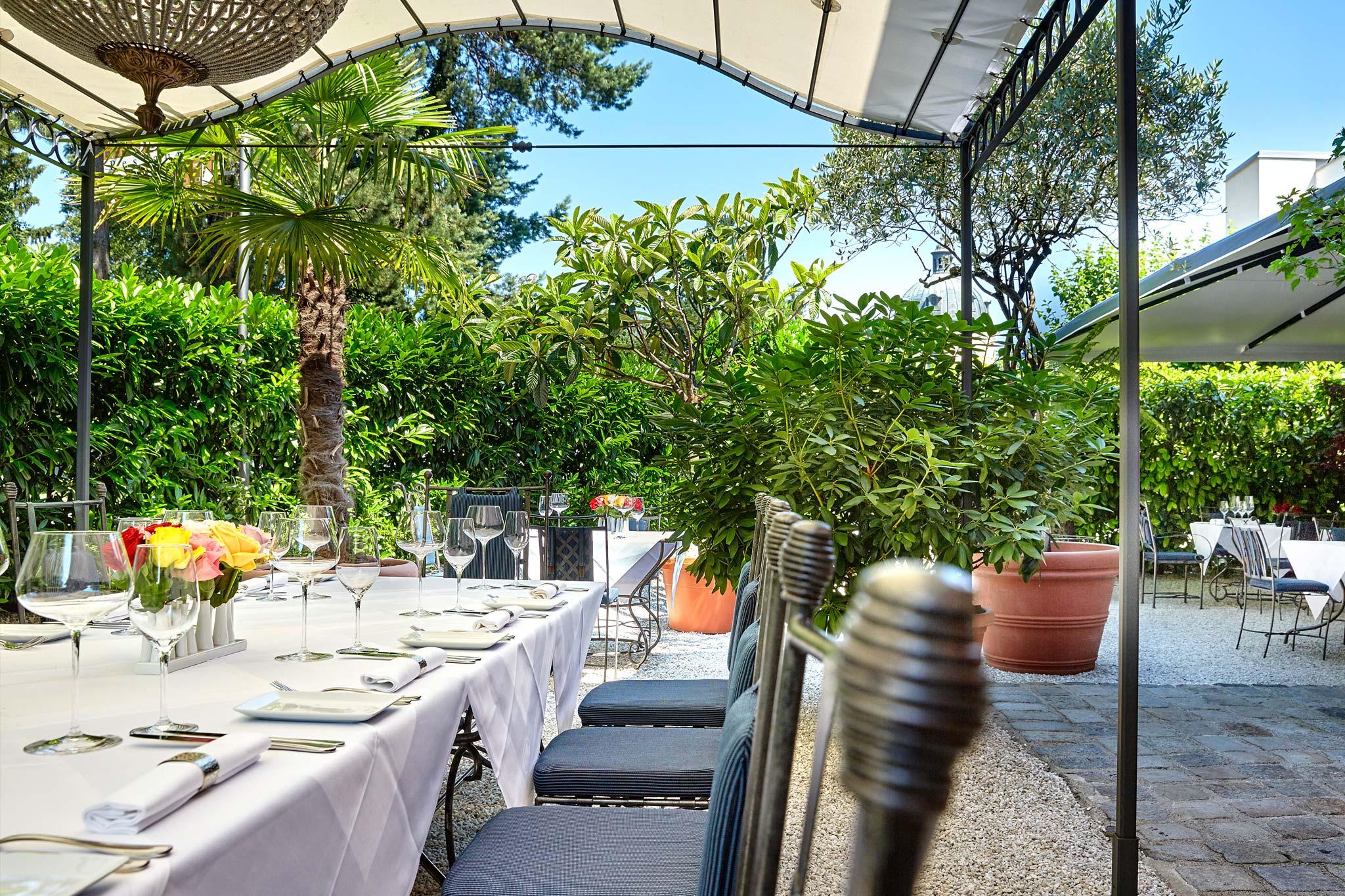 Garten Rstaurant Zum Buberlgut